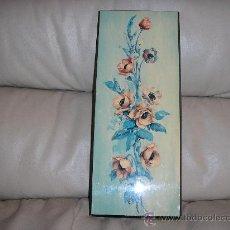 Varios objetos de Arte: CUADRO ANTIGUO. Lote 27571226