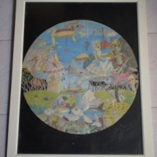 Varios objetos de Arte: FANTASIA MARINA. Lote 26788574