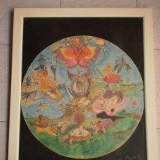 Varios objetos de Arte: FANTASIA. Lote 26788575