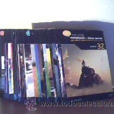 Varios objetos de Arte: LOTE DE 39 CDS:TODO SOBRE FOTOGRAFÍA Y VIDEO DIGITAL EDITADOS POR EL MUNDO EN EL 2010. Lote 21392606