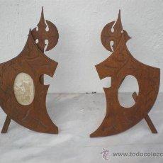 Varios objetos de Arte: MARCOS DE FOTOS ARTE-NOVA. Lote 23231397