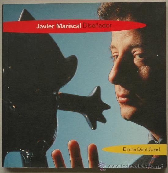 Javier mariscal dise ador un libro escrito po comprar for Mariscal disenador