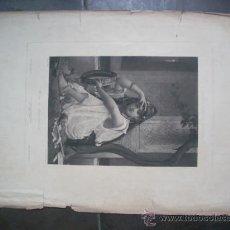 Varios objetos de Arte: E DOMENECH & CIA EDITORES BARCELONA DE GOUPIL & CIE . Lote 27322166
