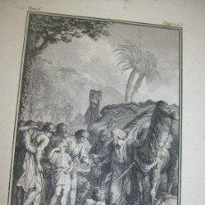 Varios objetos de Arte: ANTIGUO GRABADO ( IMPRESO) MIDE 14 X 9 CM. Y 25 X 16 CM,. . Lote 28661554