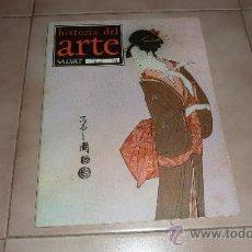 Varios objetos de Arte: HISTORIA DEL ARTE, FASCICULO NUM 63 DE 1974. SALVAT.. Lote 30149345