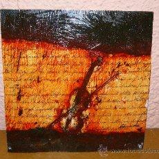 Varios objetos de Arte: ACRÍLICO-F ILEGIBLE-COMPOSICIÓN. Lote 30262886