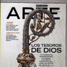Varios objetos de Arte: REVISTA ARTE Nº 144 · AÑO XII (FEBRERO 2011) - EN PORTADA: LOS TESOROS DE DIOS (100 PÁGINAS). Lote 31316007