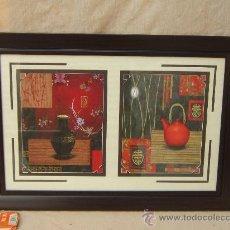 Varios objetos de Arte: LAMINA ENMARCADA. Lote 33341273