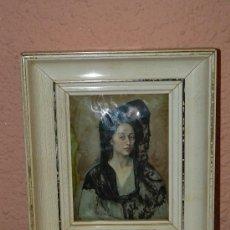 Varios objetos de Arte: ESMALTE - DAMA - PABLO PICASSO. Lote 33660257