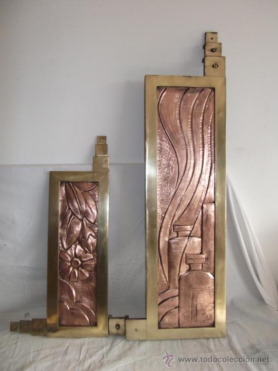 Objetos de cobre top objetos de diseo en cobre estantera - Objetos de cobre ...