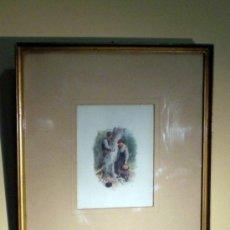 Varios objetos de Arte: PAREJA DE CUADROS . Lote 34389940
