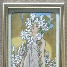 Varios objetos de Arte: SALVADOR BALLESTER, ESMALTADOR NACIDO EN VALENCIA EN 1943. Lote 36008196