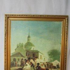 Varios objetos de Arte: LAMINA ENMARCADA. Lote 36310685
