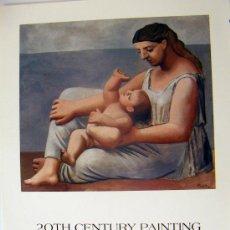 Varios objetos de Arte: PRECIOSO POSTER DE PICASO. Lote 36660777