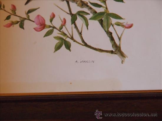 Varios objetos de Arte: Cuadro con pintura esmaltada. - Foto 2 - 37431195