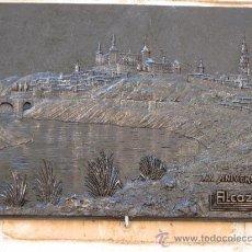 Varios objetos de Arte: VISTA DE TOLEDO.. Lote 38019809
