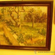 Varios objetos de Arte: CUADRO. Lote 38130950