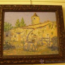 Varios objetos de Arte: CUADRO. Lote 38130955
