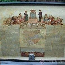 Varios objetos de Arte: PROVINCIA DE ALBACETE / DEDICADO AL MARQUES DE MOLINS. Lote 39502086