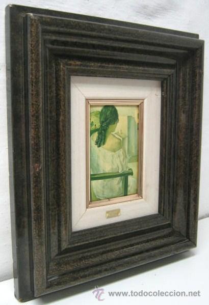Varios objetos de Arte: Salvador Dali - esmalte sobre metal - enmarcado - Foto 2 - 39809890