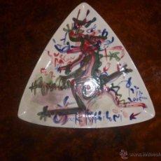 Varios objetos de Arte: PLATO JACK BABILONI. Lote 39850493