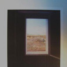 Arte: ANTONIO LÓPEZ. VENTANA POR LA TARDE. EDITADA EN 1993 DURANTE LA EXPOSICIÓN ANTOLÓGICA. 40 X 30 CM.. Lote 40377993
