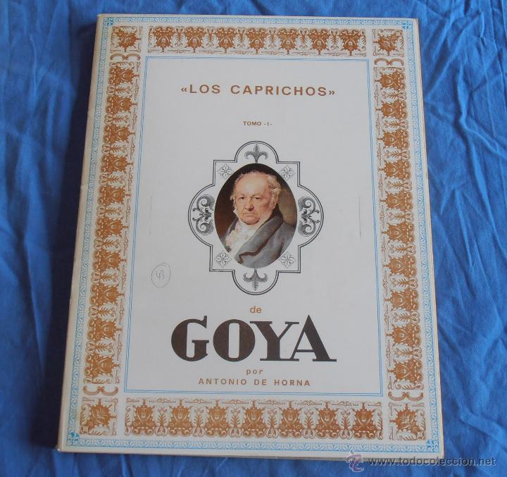Varios objetos de Arte: OBRAS DE GOYA, POR ANTONIO DE HORNA - Foto 2 - 40399243