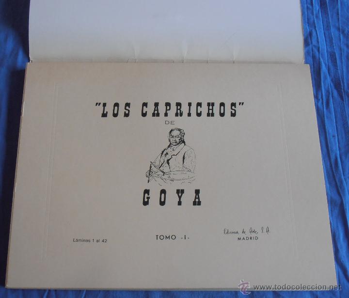 Varios objetos de Arte: Los Caprichos- tomo- 1 - Foto 3 - 40399243