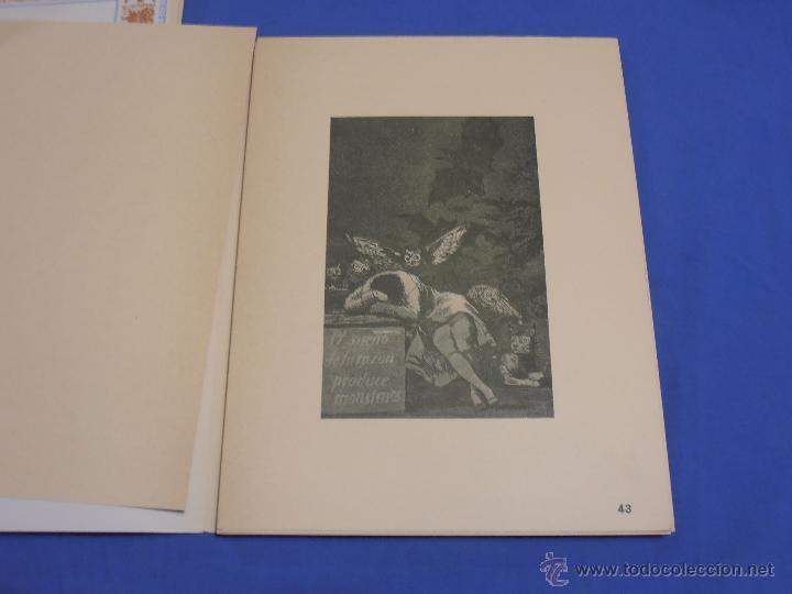 Varios objetos de Arte: OBRAS DE GOYA, POR ANTONIO DE HORNA - Foto 8 - 40399243
