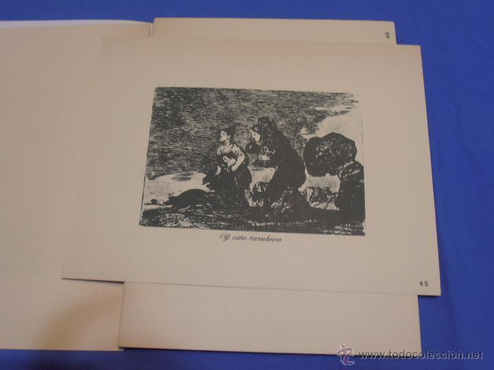 Varios objetos de Arte: OBRAS DE GOYA, POR ANTONIO DE HORNA - Foto 15 - 40399243