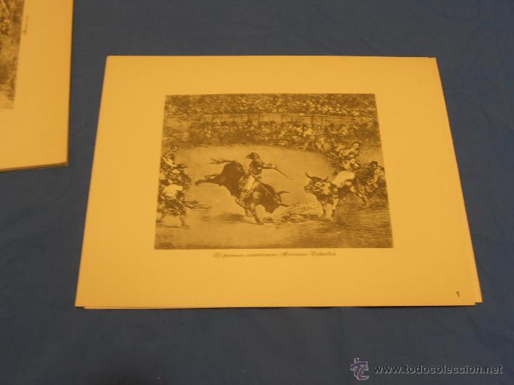 Varios objetos de Arte: OBRAS DE GOYA, POR ANTONIO DE HORNA - Foto 19 - 40399243