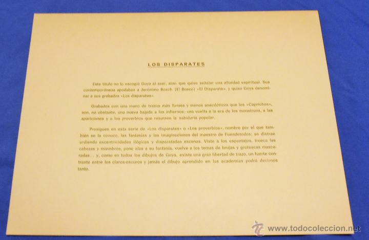 Varios objetos de Arte: Los Disparates - Foto 26 - 40399243