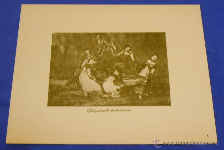 Varios objetos de Arte: Los Disparates - Foto 27 - 40399243