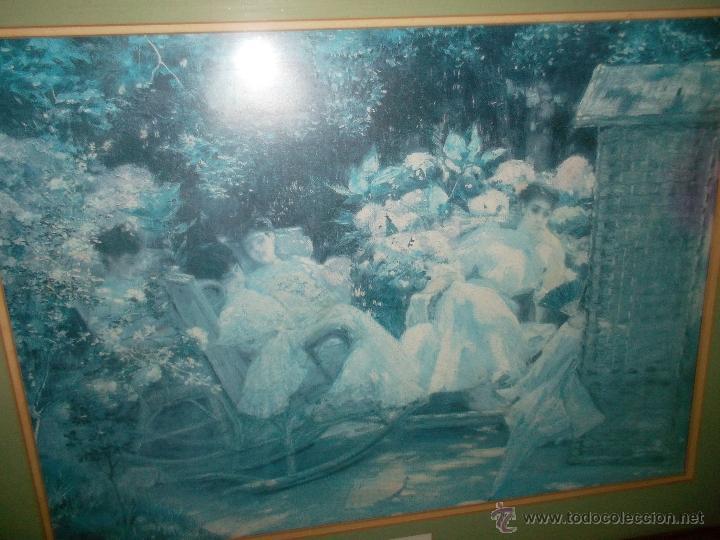 Varios objetos de Arte: litografia o lamina antigua - Foto 5 - 40756853