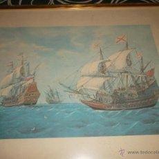Varios objetos de Arte: BONITA LAMINA. Lote 40756994