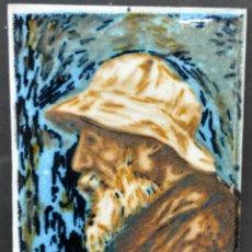 Varios objetos de Arte: ANTIGUO ESMALTE DE PRINCIPIOS DEL SIGLO XX. Lote 42113484