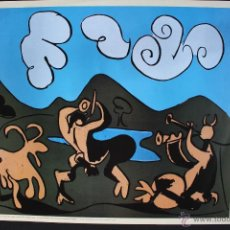 Varios objetos de Arte: CARTEL A1 PABLO PICASSO (GÖTTINGEN. 1998). Lote 84651007
