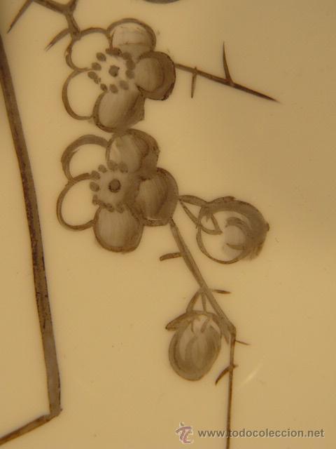 Varios objetos de Arte: OPALINA PINTADA A MANO - Foto 6 - 44494933