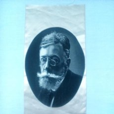 Varios objetos de Arte: BELLO JACQUARD ORIGINAL DE EPOCA DE ANGEL GUIMERA SIGLO XX (42X18). Lote 44831462