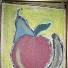Varios objetos de Arte: OLEO PINTURA POP IMPRESIONISTA BODEGON FIRMADO THE JOKARS. Lote 44965858