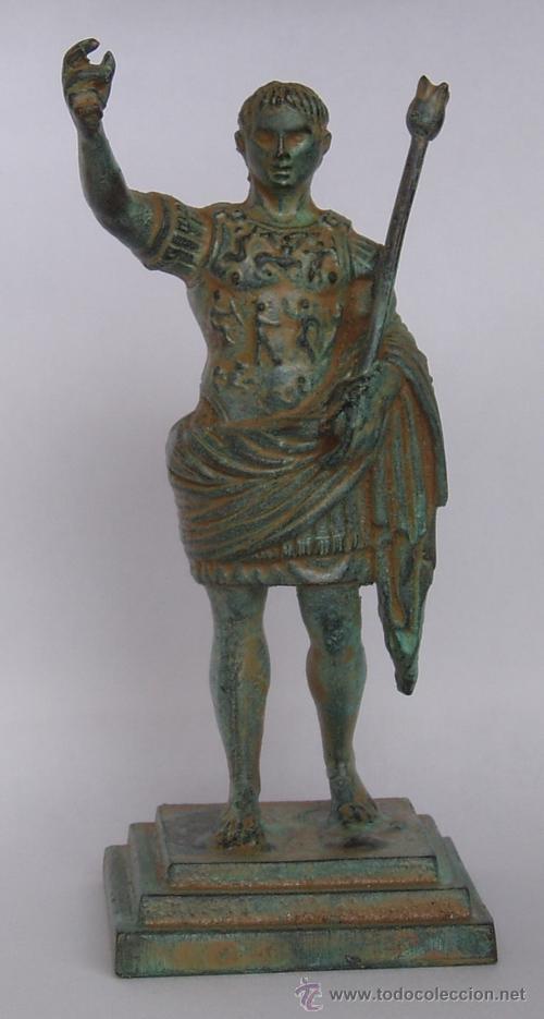Varios objetos de Arte: AUGUSTO DE PRIMA PORTA - Foto 2 - 45958520