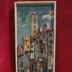 Varios objetos de Arte: PINTURA-ESCULTURA. Lote 46144094