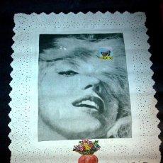 Varios objetos de Arte: MARILYN - JORGE GRAU - 1968 - POP ART. Lote 46639634