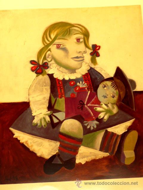 Varios objetos de Arte: seis láminas de Picasso - Foto 3 - 46966660