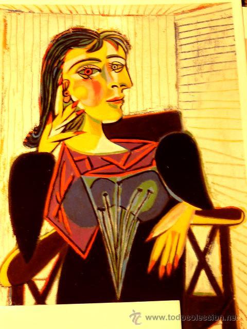 Varios objetos de Arte: seis láminas de Picasso - Foto 4 - 46966660
