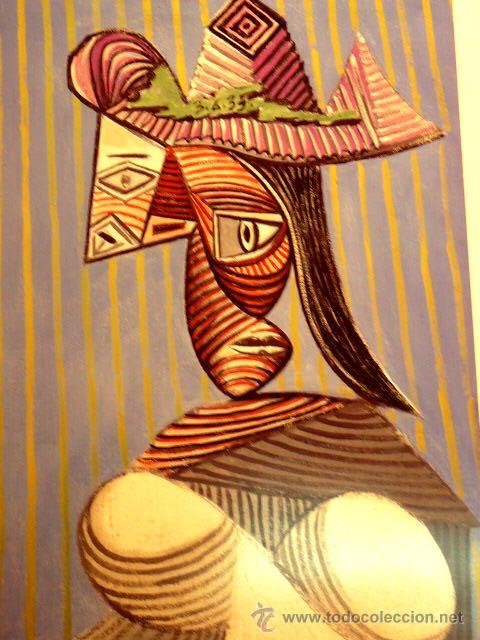 Varios objetos de Arte: seis láminas de Picasso - Foto 6 - 46966660