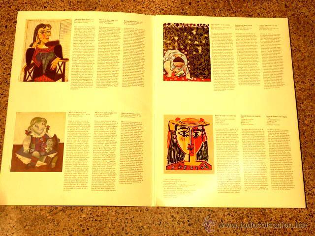 Varios objetos de Arte: seis láminas de Picasso - Foto 8 - 46966660