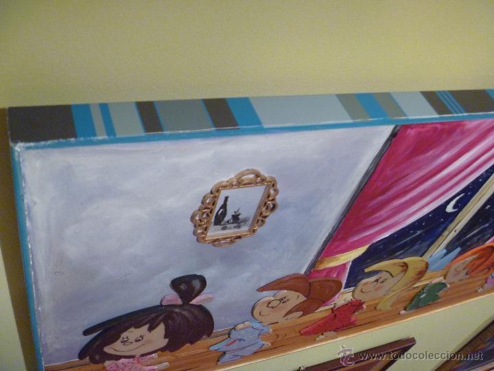 Varios objetos de Arte: Familia Telerin Precioso óleo mixto personalizado regalo perfecto ideal decoracion infantil - Foto 9 - 47082891