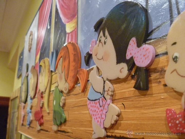 Varios objetos de Arte: Familia Telerin Precioso óleo mixto personalizado regalo perfecto ideal decoracion infantil - Foto 10 - 47082891