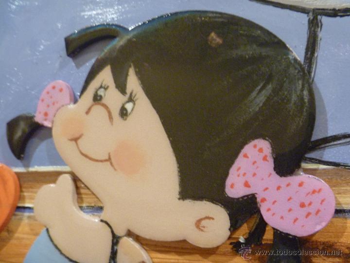 Varios objetos de Arte: Familia Telerin Precioso óleo mixto personalizado regalo perfecto ideal decoracion infantil - Foto 13 - 47082891